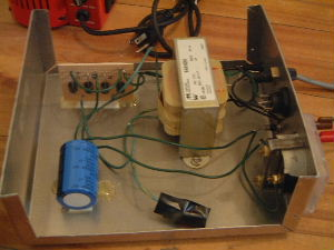 24V DC Power Supply (homemade/DIY)