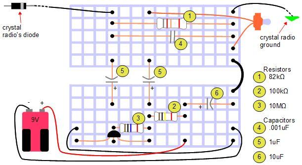 circuit diagram to breadboard  zen diagram, wiring diagram