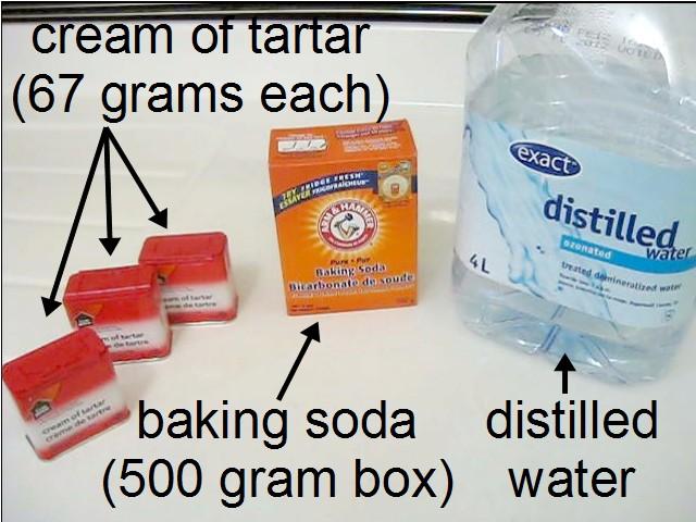 How to make Rochelle salt piezoelectric crystal