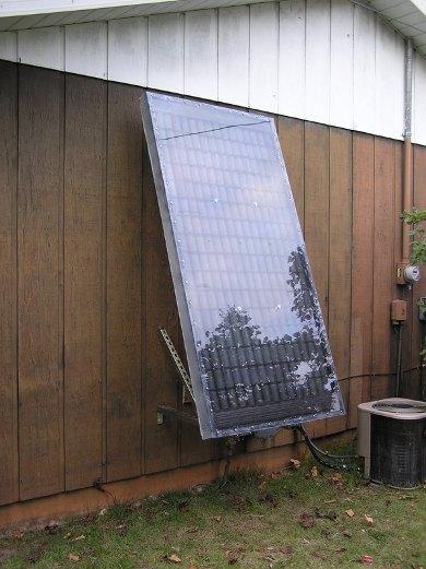Diy Can Solar Air Heater Guy S