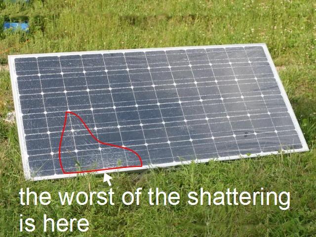 How To Repair Fix A Broken Solar Panel