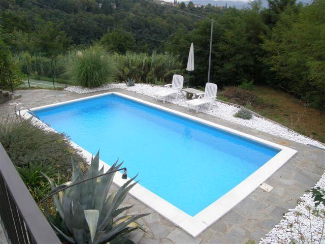 diy solar pool heating in tuscany by filpumps solar heated pool in barga tuscany