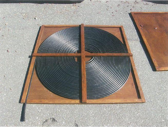 Diy solar pool heating in tuscany - How to build a swimming pool heater ...