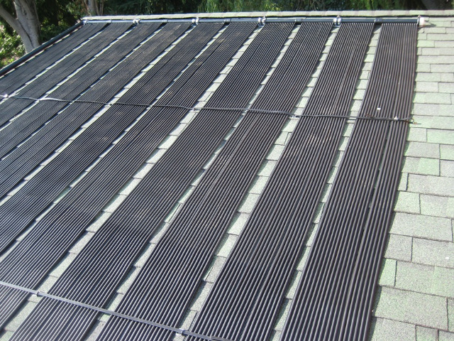 different types of solar collectors pdf