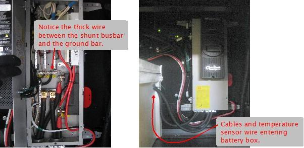 Off Grid Solar Power System On An Rv Recreational Vehicle