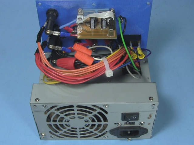Wiring A Power Supply - Explained Wiring Diagrams