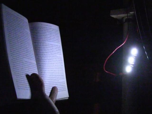 Gravity Light V2 Homemade Diy