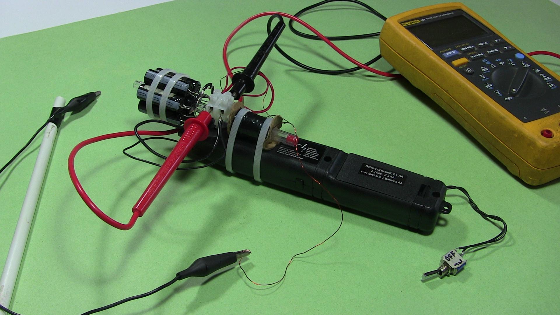 How To Make A Coil Gun Electronic Schematics The Best Car Hd Wallpaper Diy Electronics Closeup