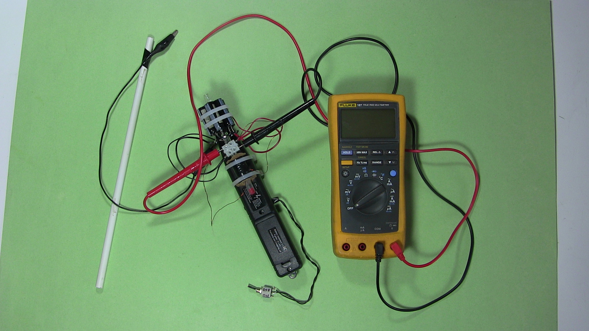 How To Make A Coil Gun Bug Zapper Circuit Schematic Top View