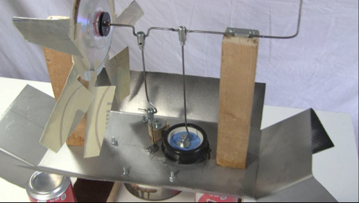 how to make a stirling engine