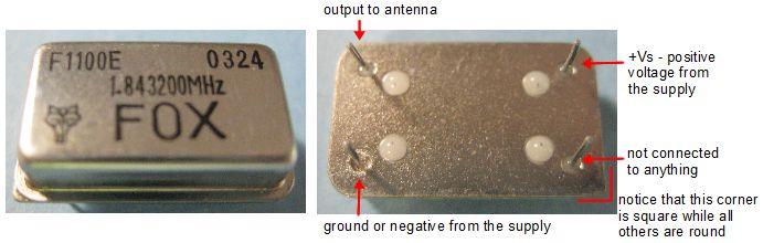 Simple AM radio transmitter