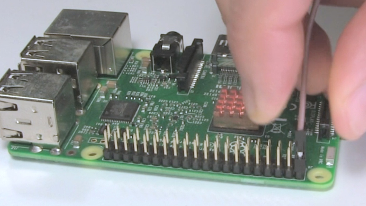 Pin Headers Soldering Cutting Both Male And Female What Is A Circuit Board Used For Connecting Jumper Wire To The Header On Raspberry Pi