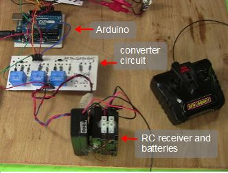 RC controller to Arduino on rc switch wiring diagram, rc servo wiring diagram, rc esc wiring diagram, rc plane wiring diagram, rc car wiring diagram, rc camera wiring diagram, rc helicopter wiring diagram,