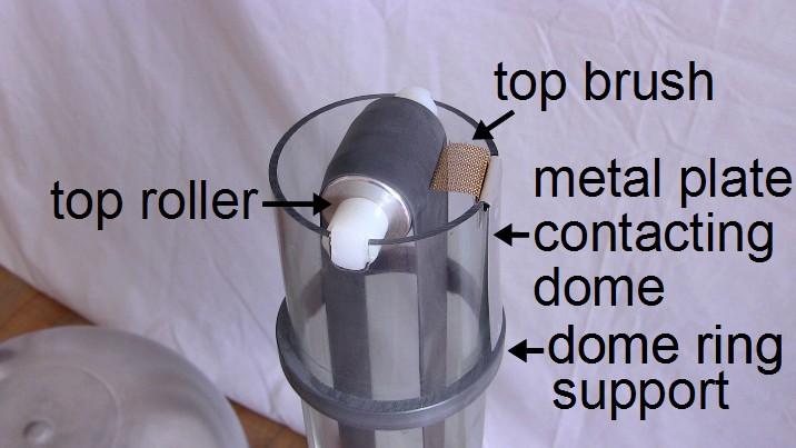 how to make a van de graaff
