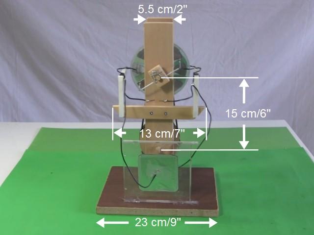 wimshurst machine how it works