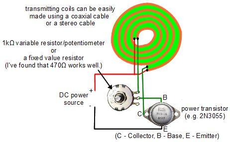 wireless transmission of electricity diy rh rimstar org wireless power transmission circuit diagram project pdf wireless transmission circuit diagram